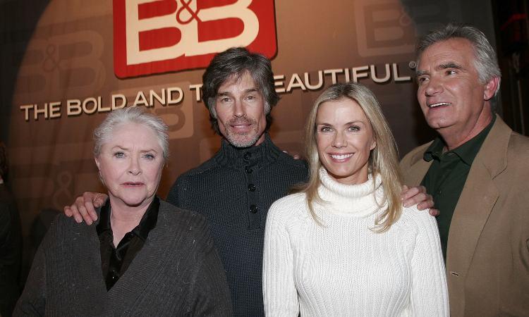 Gli attori della soap opera 'Beautiful'
