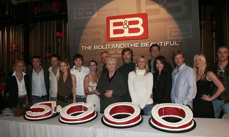 Il cast di 'Beautiful' al completo
