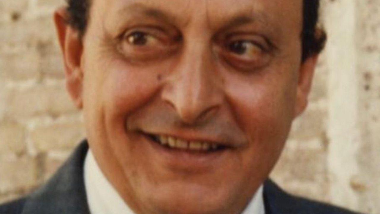 Antonio Brignano, papà di Enrico