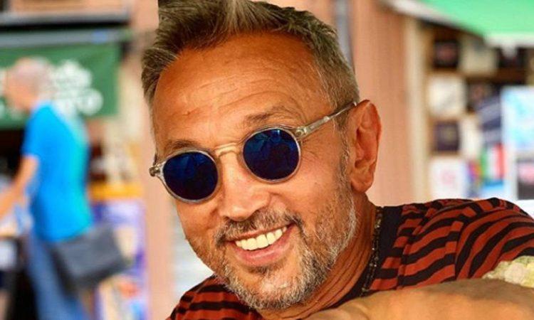 Bruno barbieri sorride