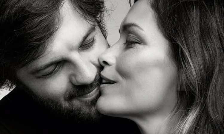 Fernanda e marito