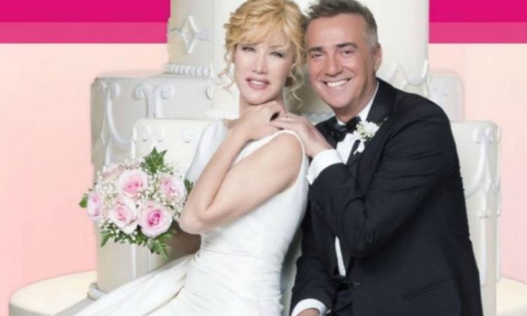 Massimo e Nancy sorridono