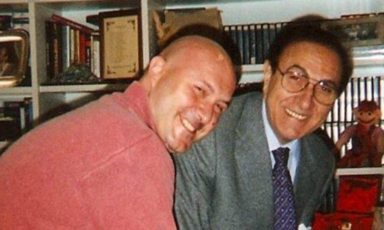 Pippo e Ale sorridono