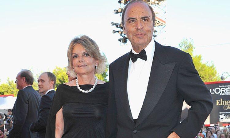 Bruno Vespa presente al 'Venice film festival'