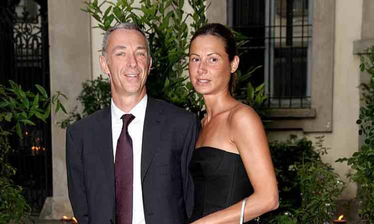 Linus e moglie