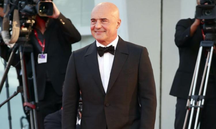 Luca Zingaretti al festival del cinema di Venezia