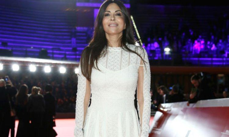 Sabrina Ferilli al'Film festival' di Roma