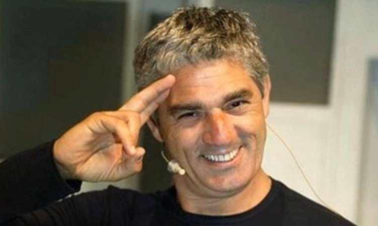 Biagio sorride