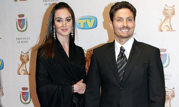Silvia Toffanin e il fidanzato