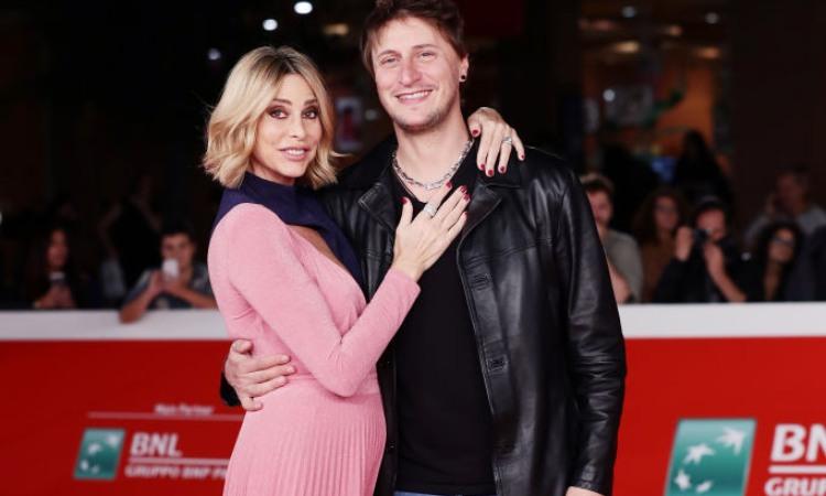 Stefania Orlando e il fidanzato