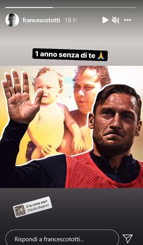 Stories di Francesco Totti
